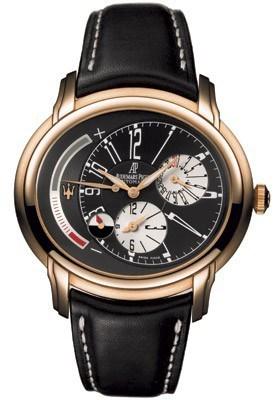 Audemars Piguet Millenary Selfwinding reloj 15320BC.OO.D028CR.01 - Haga un click en la imagen para cerrar