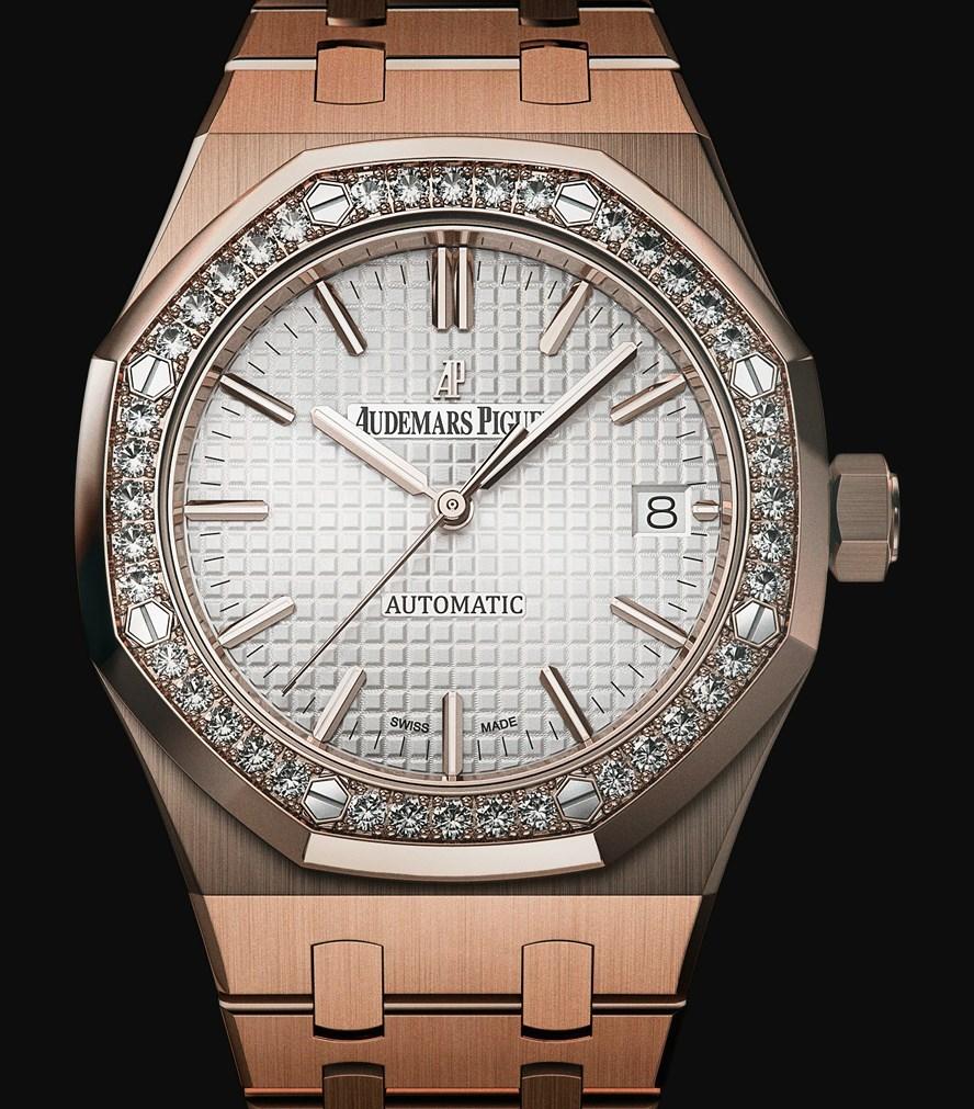 Audemars Piguet Royal Oak Selfwinding reloj 15400OR.OO.1220OR.02 - Haga un click en la imagen para cerrar