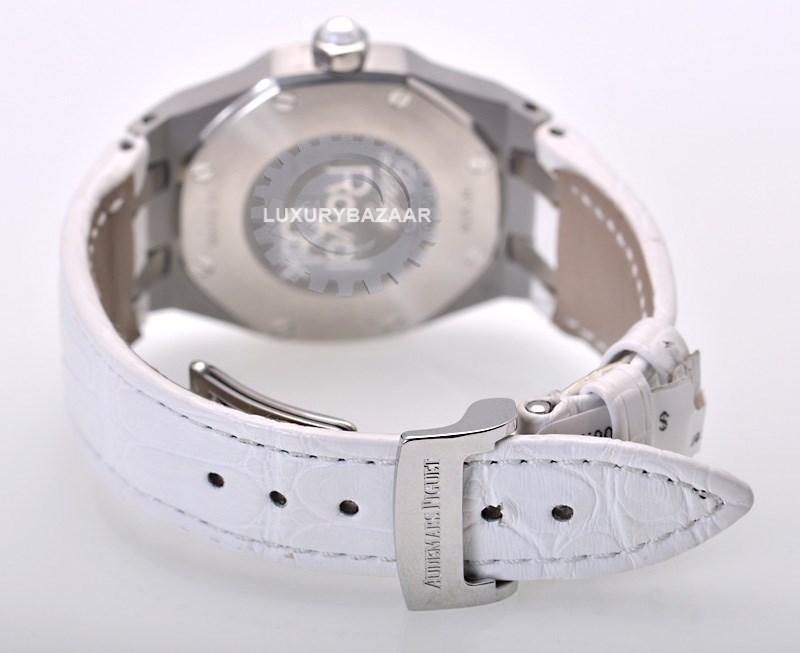 Audemars Piguet Royal Oak Selfwinding reloj 15300ST.OO.1220ST.01 - Haga un click en la imagen para cerrar
